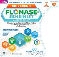Best nasal spray for kids, best allergy medicine for kids
